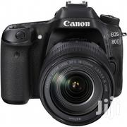 Canon EOS 80D DSLR Camera With 18-135mm Lens | Photo & Video Cameras for sale in Nairobi, Kileleshwa