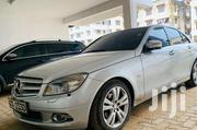 Mercedes-Benz C200 2009 Silver | Cars for sale in Mombasa, Majengo