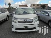 Toyota Alphard 2012 Silver | Cars for sale in Nairobi, Woodley/Kenyatta Golf Course