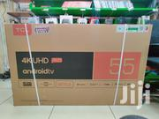 TCL 55 Inch 4K Uhd Smart Android TV - P8 Series | TV & DVD Equipment for sale in Nairobi, Nairobi Central