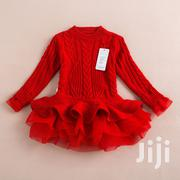 Warm Sweater Dress Top | Children's Clothing for sale in Nairobi, Nairobi Central