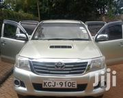 Toyota Hilux 2009 Beige | Cars for sale in Kiambu, Township E