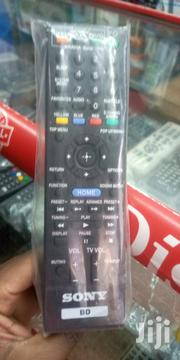 Sony Ray Blu Remote Control | Accessories & Supplies for Electronics for sale in Nairobi, Nairobi Central