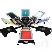 New Imported 6 Color Screen Printing Machine | Printing Equipment for sale in Nairobi, Nairobi Central