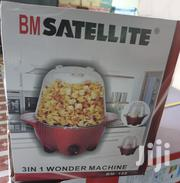 The BM Satellite 3 In 1 Wonder Machine Popcorn Maker, Egg Cooker | Kitchen Appliances for sale in Nairobi, Nairobi Central