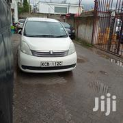 Toyota ISIS 2007 White | Cars for sale in Mombasa, Majengo