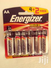 Energizer Aa Batteries 6pack | Accessories & Supplies for Electronics for sale in Nairobi, Nairobi Central