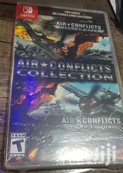 Nintendo Switch Air Conflicts Collection | Video Games for sale in Nairobi, Nairobi Central