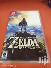 The Legend Of Zelda:Breath Of The Wild | Video Games for sale in Nairobi, Nairobi Central