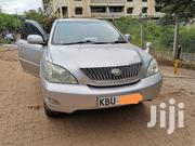 Toyota Harrier 2005 Silver | Cars for sale in Kisumu, Market Milimani