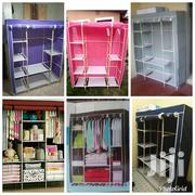 3 Columns Wooden Frames Portable Wardrobes | Furniture for sale in Nairobi, Nairobi Central