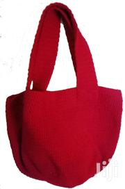 Red Crochet Shoulder Bag | Bags for sale in Nairobi, Maziwa