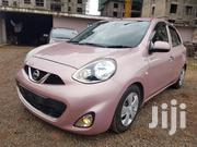 Nissan March 2013 Pink | Cars for sale in Nairobi, Ngando
