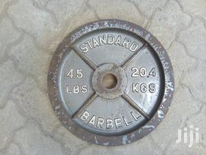 Standard Olympic Weight Plates