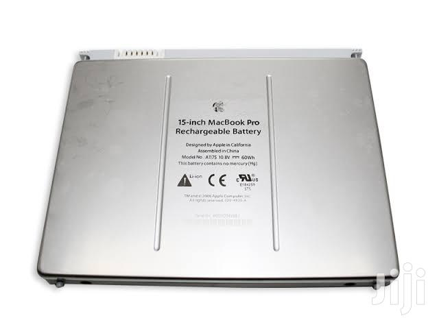"""Genuine Apple Macbook Pro 15"""" 10.8V 60wh Battery A1175 