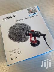 Boya BY-MM1 Vedio Record Microphone For DSLR Camera,Phones,Laptops | Audio & Music Equipment for sale in Nairobi, Nairobi Central