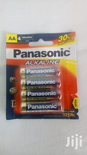 Panasonic AA Batteries 4pack | Accessories & Supplies for Electronics for sale in Nairobi, Nairobi Central