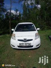 Toyota Vitz 2018 White | Cars for sale in Uasin Gishu, Cheptiret/Kipchamo