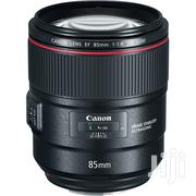 Canon Ef 85mm F1.4L Is Usm Lens | Accessories & Supplies for Electronics for sale in Nairobi, Nairobi Central
