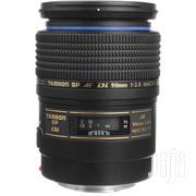 Tamron AF 90mm F2.8 Di SP AM 11 Macro Lens For Canon DSLR Cameras | Accessories & Supplies for Electronics for sale in Nairobi, Nairobi Central