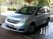 Toyota ISIS 2008 Silver | Cars for sale in Mombasa, Shanzu