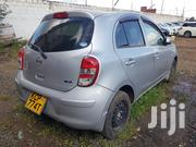 Nissan March 2010 Silver | Cars for sale in Nairobi, Ngando