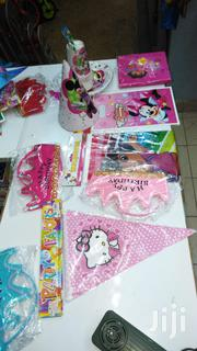 Full Kids Birthday Kit ( Spiderman,Sophia ,Mickey Mouse,Mc Queen,Minni | Babies & Kids Accessories for sale in Nairobi, Nairobi Central