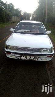 Toyota Sprinter 2000 White | Cars for sale in Nyeri, Rware
