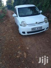 Toyota Sienta 2008 White | Cars for sale in Meru, Igoji East