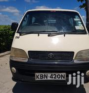 Toyota Hiace Shark 2005 Beige | Buses & Microbuses for sale in Mombasa, Majengo