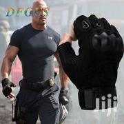 Men's Tactical Gloves Outdoor Sports Half Finger Combat Anti- | Sports Equipment for sale in Nairobi, Nairobi Central
