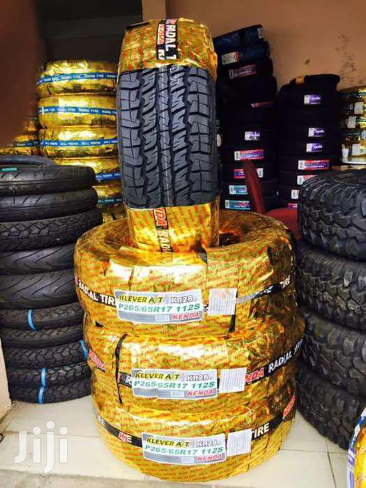 265/65/17 Kenda Tyre's Is Made In China