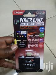 Merlin Rechargable Mini Emergency Power Bank 1100 Mah. | Accessories for Mobile Phones & Tablets for sale in Nairobi, Woodley/Kenyatta Golf Course