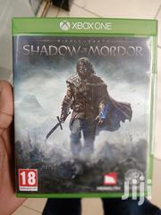 Shadow Of Modor Xbox One | Video Game Consoles for sale in Nairobi, Nairobi West