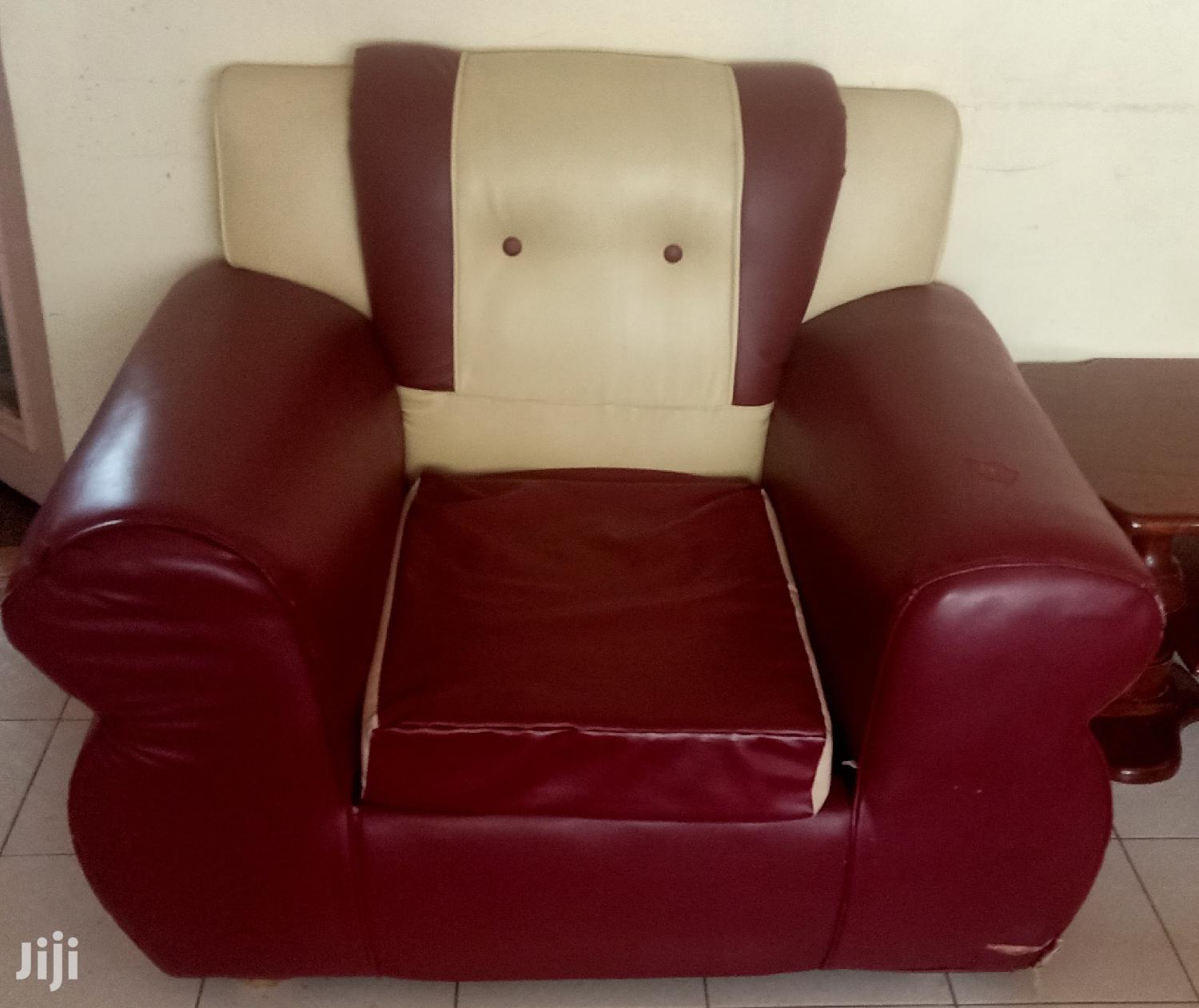 Archive: 5seater Sofa