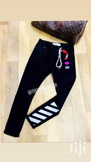 Jeans...Off White Slimfit Jeans | Clothing for sale in Nairobi, Nairobi Central