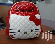 Cute Hello Ritty Red Backpack | Babies & Kids Accessories for sale in Nairobi, Nairobi Central
