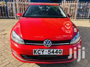 Volkswagen Golf 2013 Red | Cars for sale in Nairobi, Nairobi South