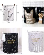 Canvas Laundry Basket Size 50*40cm | Home Accessories for sale in Nairobi, Nairobi Central