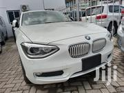 BMW 116i 2014 White | Cars for sale in Mombasa, Majengo