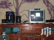 Tv And Woofer. | TV & DVD Equipment for sale in Nakuru, Naivasha East