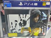Playstation 4 Pro 1tb Limited Edition-Death Stranding Bundle | Video Game Consoles for sale in Nairobi, Nairobi Central