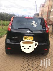 Nissan Note 1.4 2010 Black | Cars for sale in Kajiado, Ongata Rongai