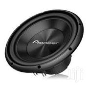 "Pioneer TS-A300D4 12"" Dual 4 Ohms Voice Coil Subwoofer - 1500 Watts (1 