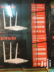 Tenda Wireless Router Model F3 N300 | Networking Products for sale in Nairobi, Nairobi Central