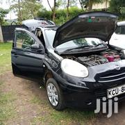 Nissan March 2012 Black | Cars for sale in Kajiado, Ngong