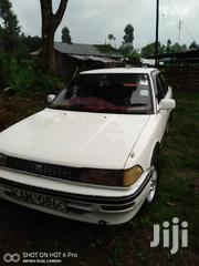 Toyota Corolla 1993 1.3 Sedan White | Cars for sale in Uasin Gishu, Soy