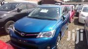 New Toyota Fielder 2014 Blue | Cars for sale in Nairobi, Kilimani