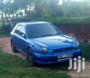 Subaru Impreza 2002 2.0 WRX STi Blue | Cars for sale in Nakuru, Lanet/Umoja