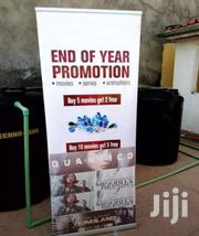 Roll Up Banner Printing | Printing Services for sale in Nairobi, Njiru